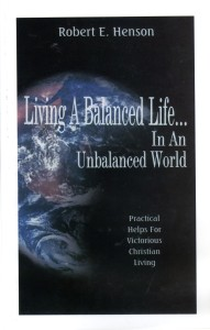 Living a Blanced Life...In An Unbalanced World