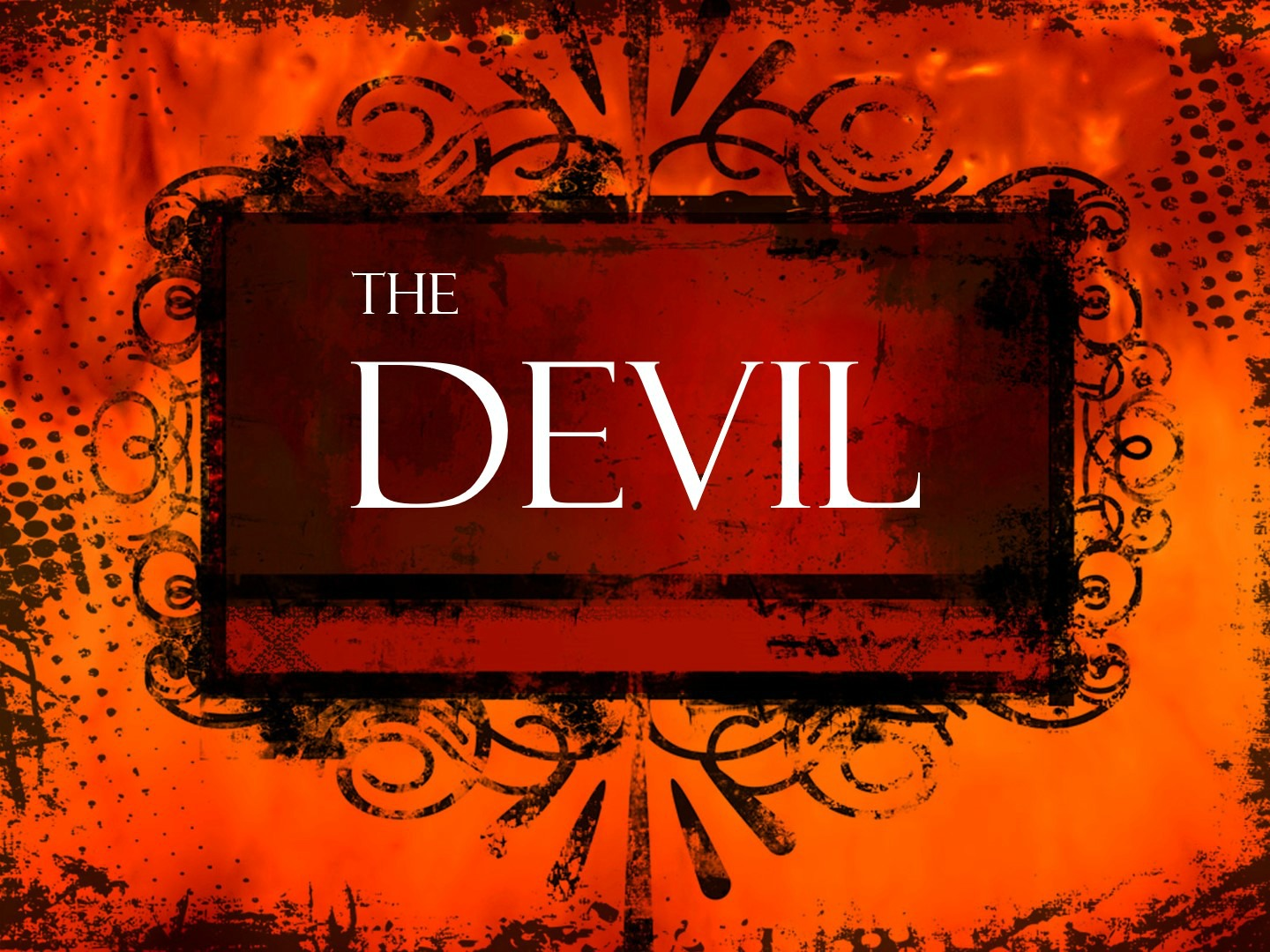 Bible Doctrine: The Devil (Newsletter 2-7 Bible College