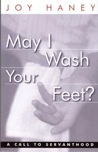 May I Wash Your Feet