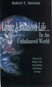 Living a Balanced Life In An Unbalanced World_0001